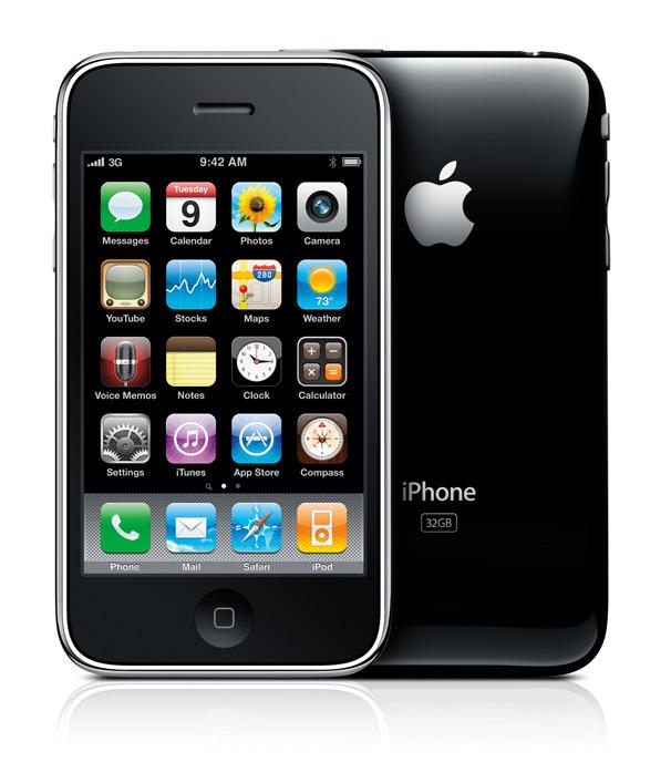 Обзор телефона - Apple iPhone 3Gs